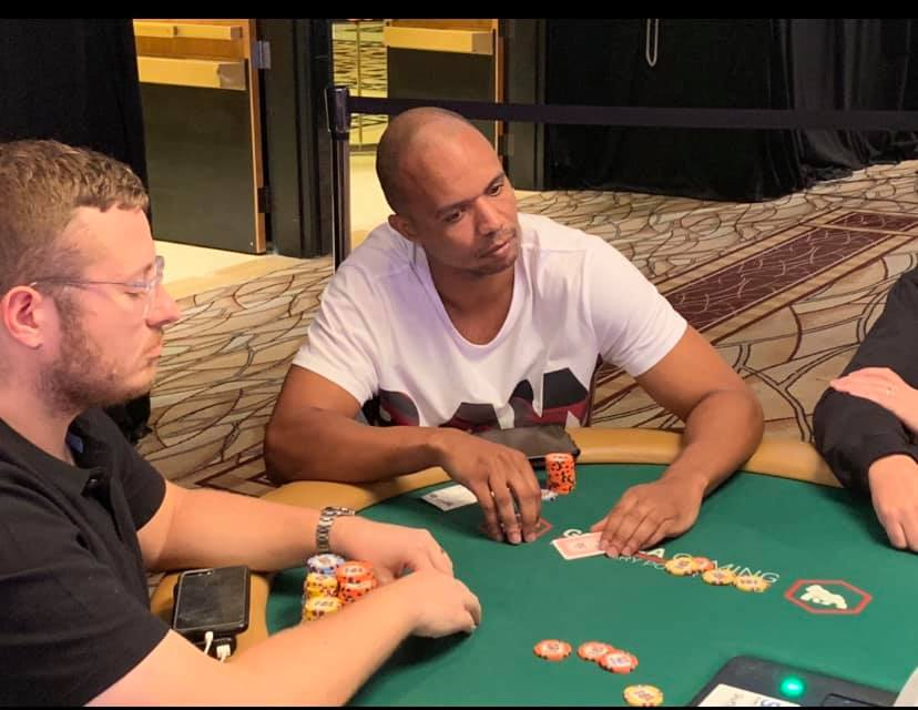 Phil Ivey Phil Hellmuth