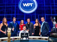 Element Partners LLC returns to the lead in the bidding war for the World Poker Tour