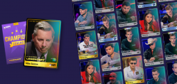 World Poker Tour digital cards