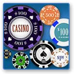 casino chips wanted