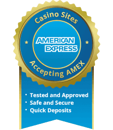 American Express Casino Sites