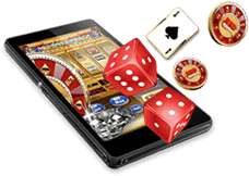Casino smartphone worldwide gambling