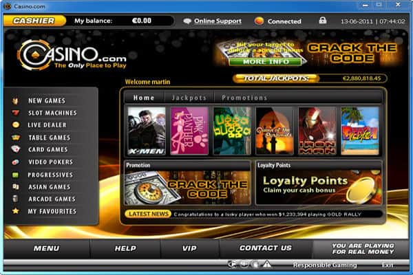 Inter casino bonus codes 2011 sun square monte casino