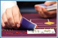 Side bets in baccarat