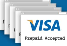 Dating sites that accept prepaid credit cards