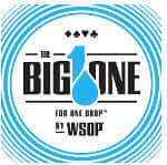 Big One for One Drop logo
