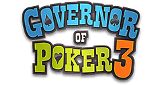 Governor of Poker 3 Logo
