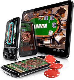 Mobile casino apps & games