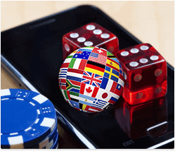 Mobile casinos in different countries