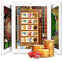 Android tablet casino