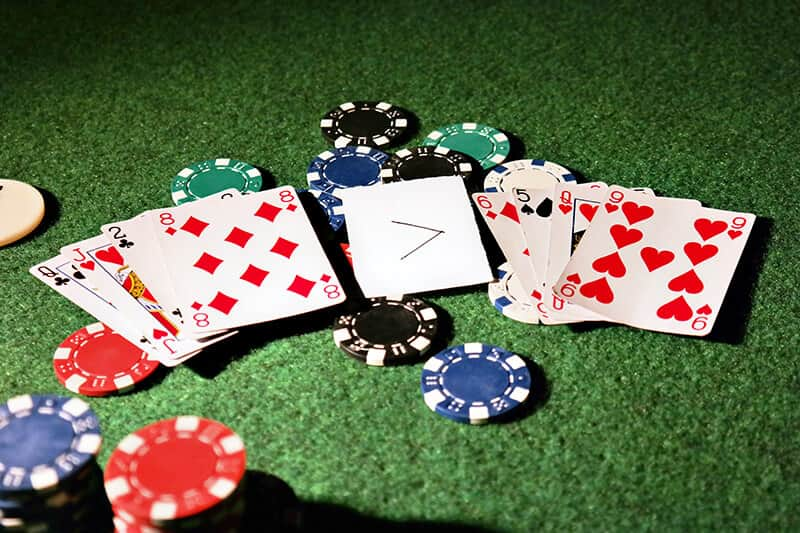 Genting blackjack minimum bet