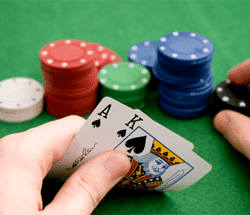 Pre-flop you need to raise or fold