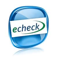 eCheck Poker Sites