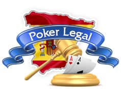 Poker online legal en España