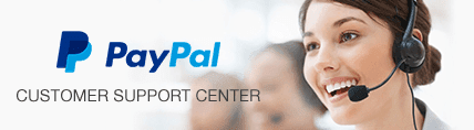 Paypal customer support center