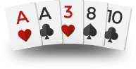 Texas Holdem Hands - One Pair