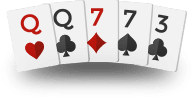 Texas Holdem Hands - Two Pairs