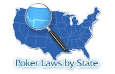 USA Poker by State