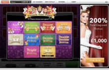 Caesars Video Poker