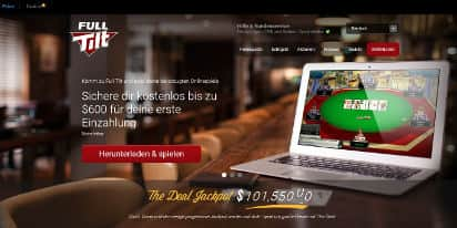 Full Tilt.eu Poker Review