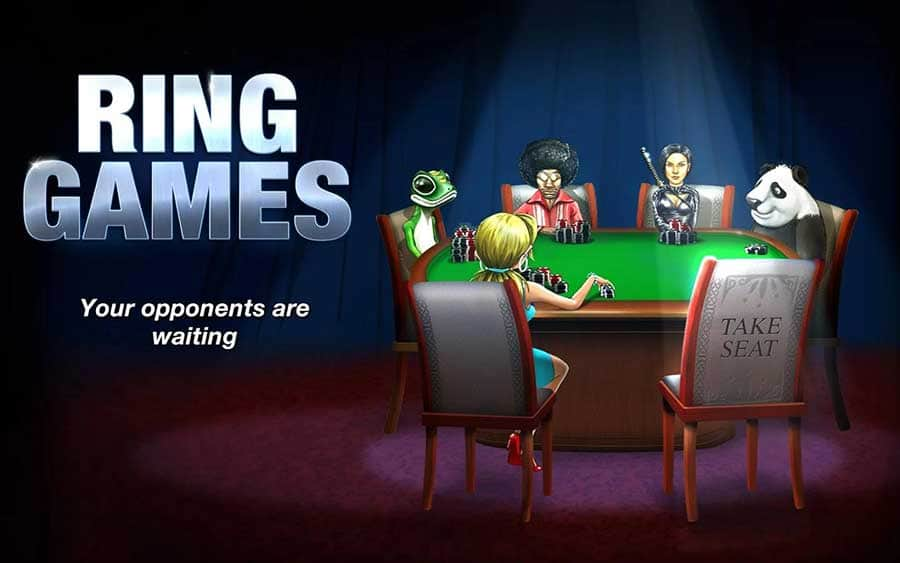 Full Tilt Poker Casino Games