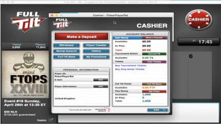 Full Tilt Poker Video Review Part 1
