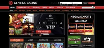 Genting casino free games myway game casino