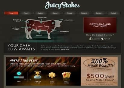 Juicy poker review