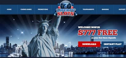 Liberty Slots Casino Review 2020 Get 777 Free