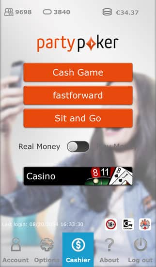 mobile casino party reviews