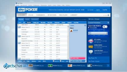 Sky Poker Video Review