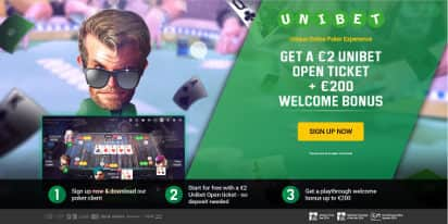 Unibet Poker Review