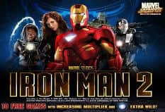 21 Nova Casino Iron Man 2
