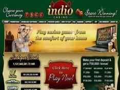 Indio Casino Home