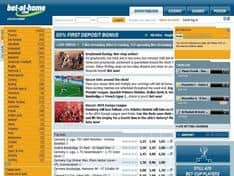 Bet at Home Site