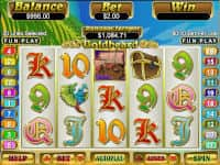 Intertops Casino Goldbeard Slot