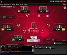 Ignition Poker Table