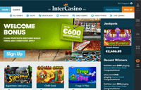 Intercasino Home