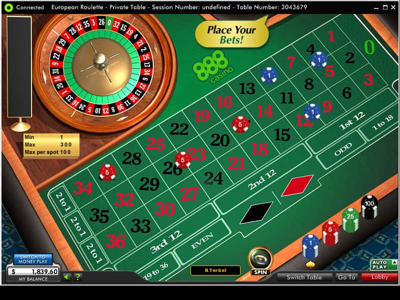 888 casino review poker