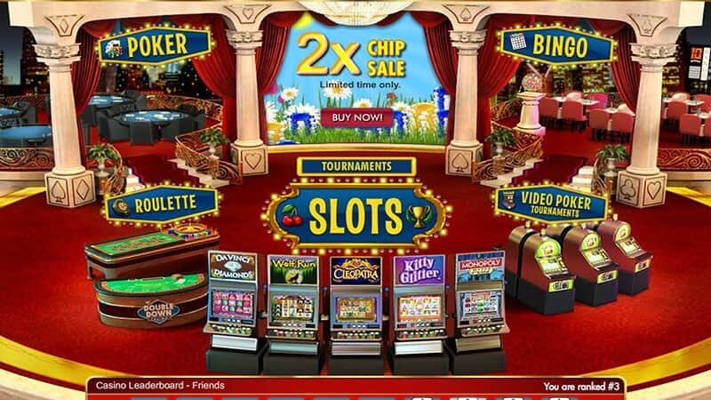 DoubleDown Casino Review 2017 - Social Gaming + $1m Free