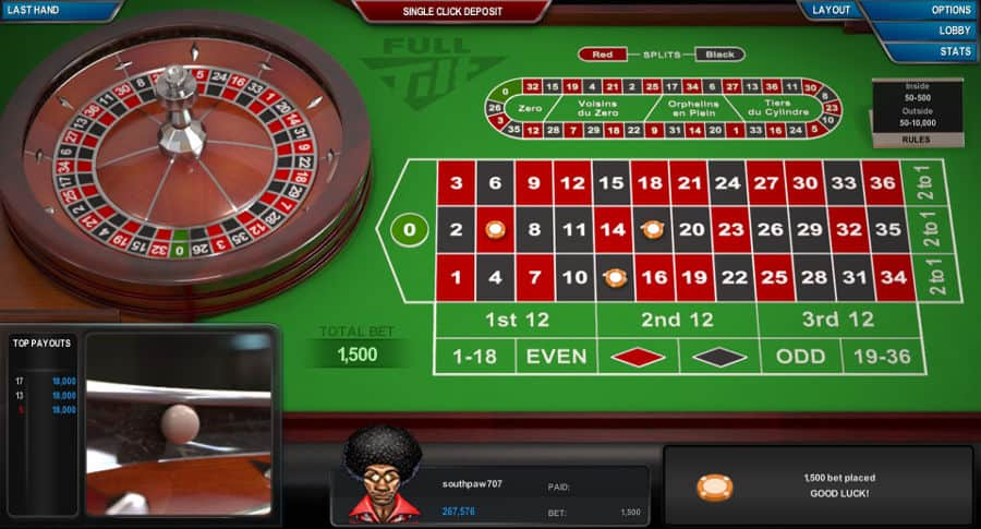 full tilt casino bonus