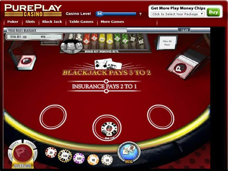 Pureplay Social Casino Review 2019 Play Games For Free