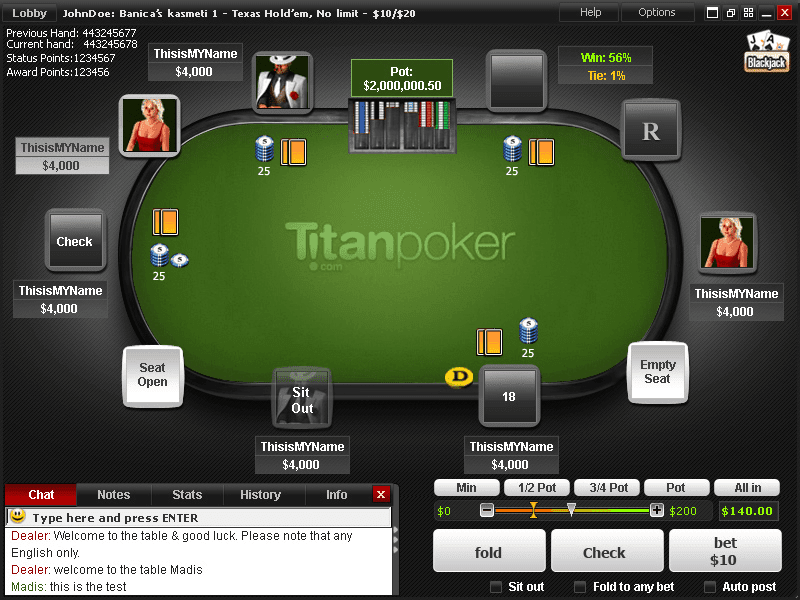 Titan poker download deutsch