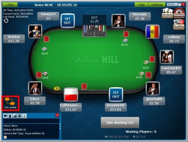William hill poker android pharaohs fortune locos por los slots