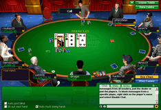 Pacific Poker Table