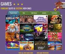 Slots Magic Casino Games