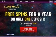 Slots Magic Casino Home