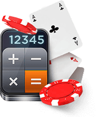 Calculate poker equity