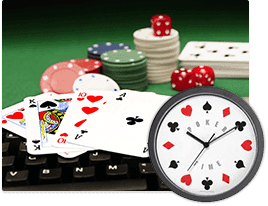Time on poker