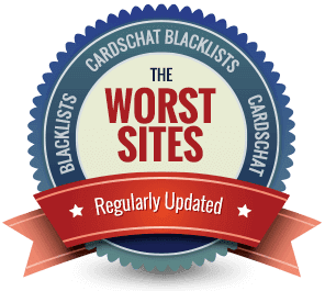 Blacklisted Sites badge